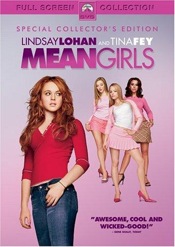 lindsay lohan mean girls pics. A pre-trainwreck Lindsay Lohan