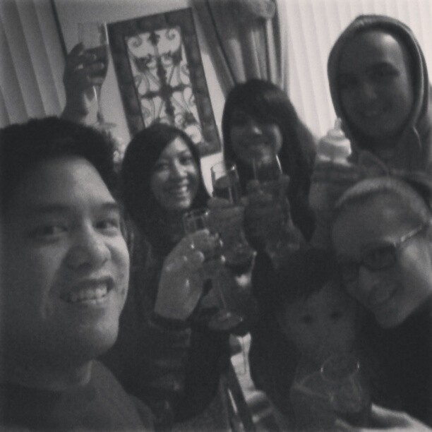 Happy New Year from the Haus of Nini!