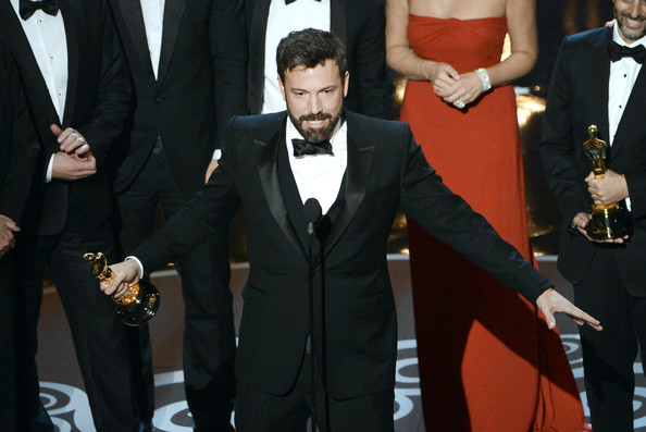 Ben Affleck - 2013 Oscars