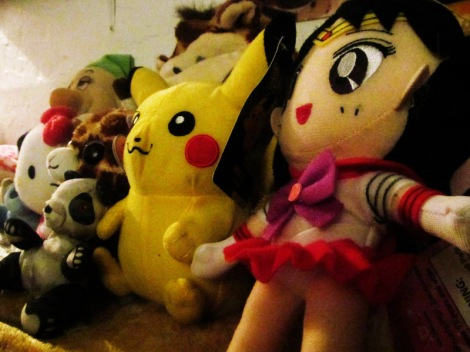 My Stuffed Toys