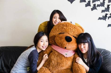 Flat 3 - Teddy Bear