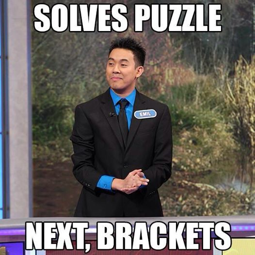 One of the memes the Internet made of Emil (photo credit: @WheelOfFortune on Twitter).