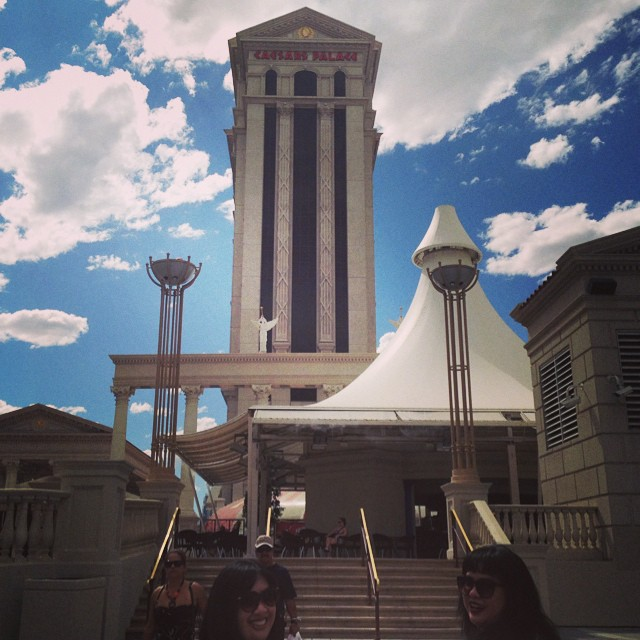 """""""Did Caesar actually live here?"""" #TheHangover #Vegas"""