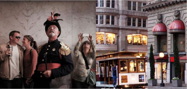 Emperor Norton Fantastic San Francisco Time Machine