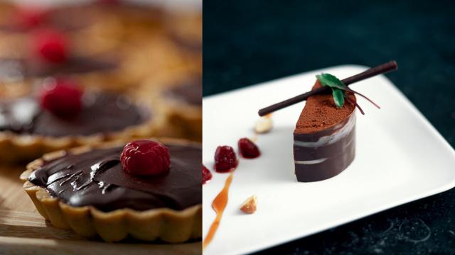 French Chocolate Dessert-Making Class
