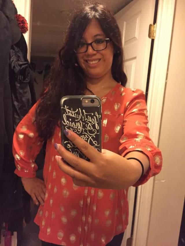 karen-wearing-blouse
